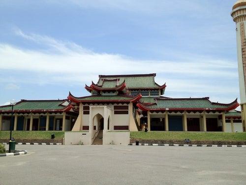 Masjid Jubli Perak Sultan Ismail Petra (Masjid Beijing)