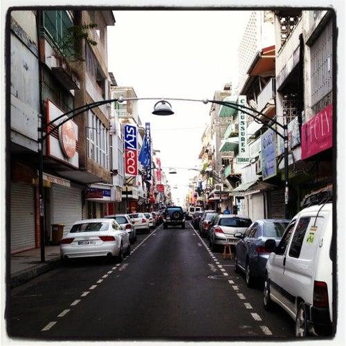 Rue Frébault Guadeloupe