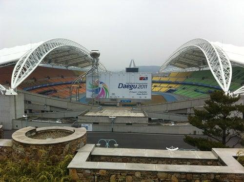 대구 스타디움 (Daegu Stadium)