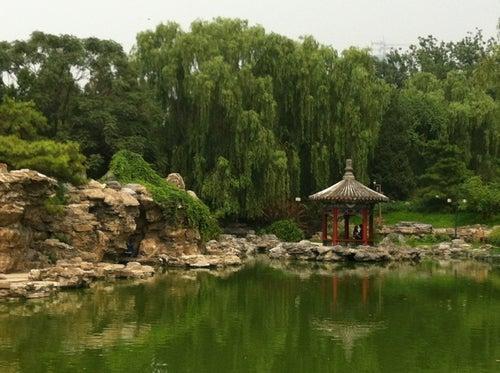 日坛公园 Ritan Park