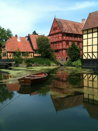Den Gamle By (The Old Town)