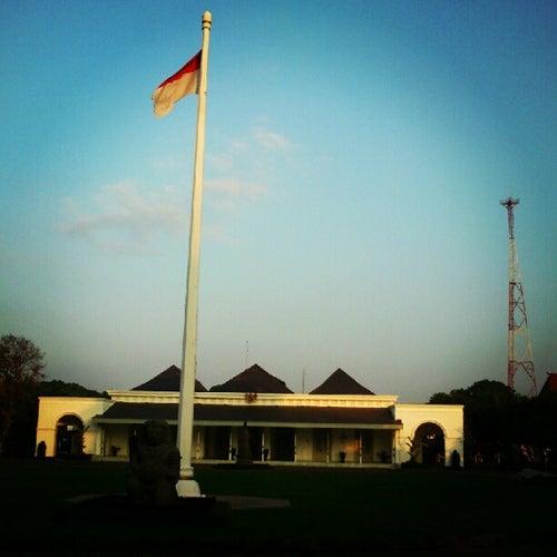 Gedung Agung Yogyakarta (Istana Kepresidenan)