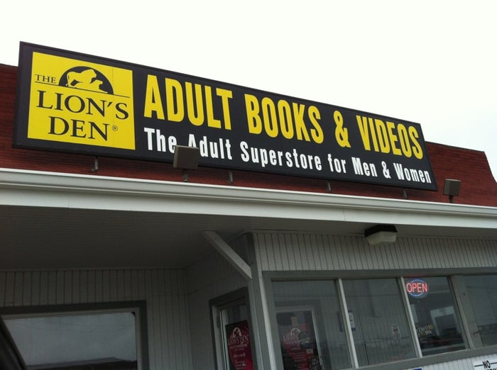 Den adult superstore Lions