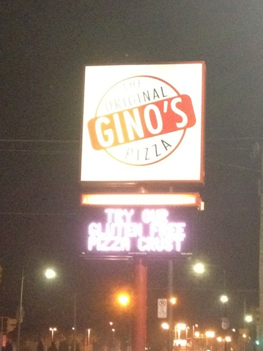 The Original Gino S Pizza 3981 Monroe St Toledo Oh 43606