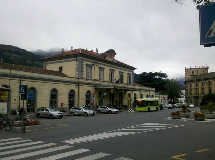 Stazione Aosta
