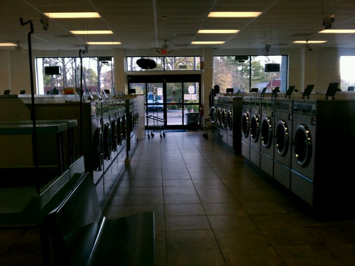 LANE MEGA LAUNDRY,