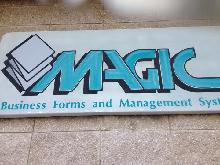 Magic Business Forms,