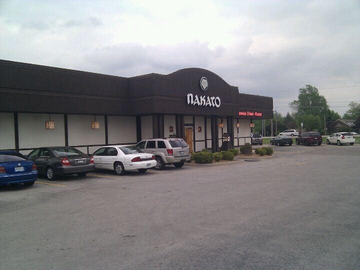 Nakato Japanese Steakhouse & Sushi Bar