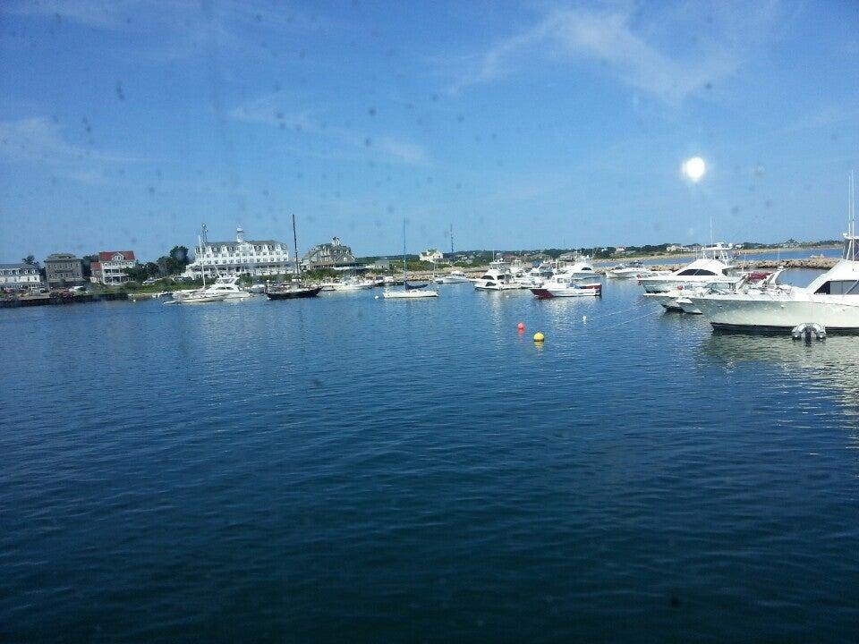 Block Island Ferry,