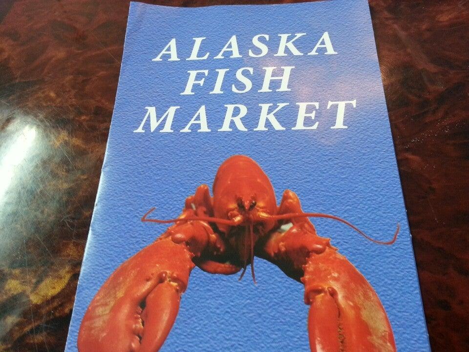 New Alaska Fish Market,