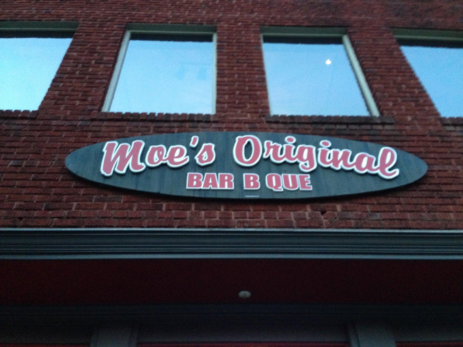 Moe's Original Bar B Que,