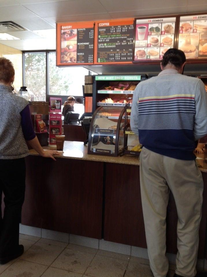 Dunkin' Donuts,coffee,donut shop,donuts,food