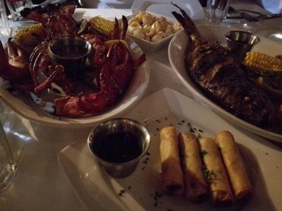 Grillfish,seafood
