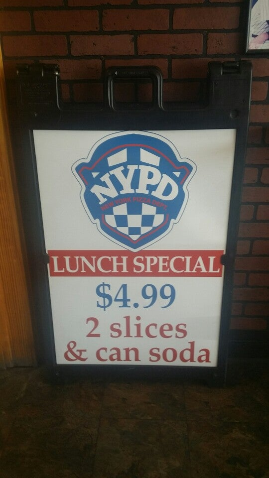 NYPD Pizza,