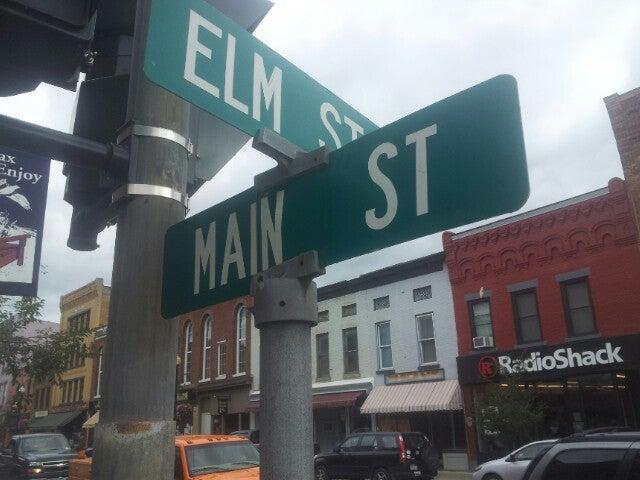 Elm Street Barber Shop,