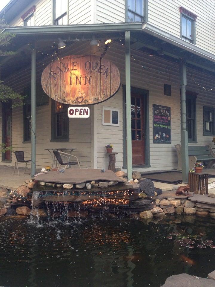 Bake Oven Inn,local