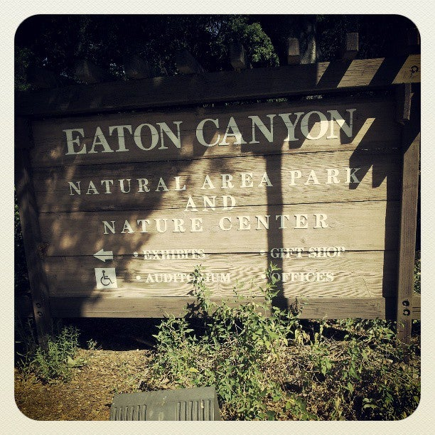 Eaton Canyon Nature Center