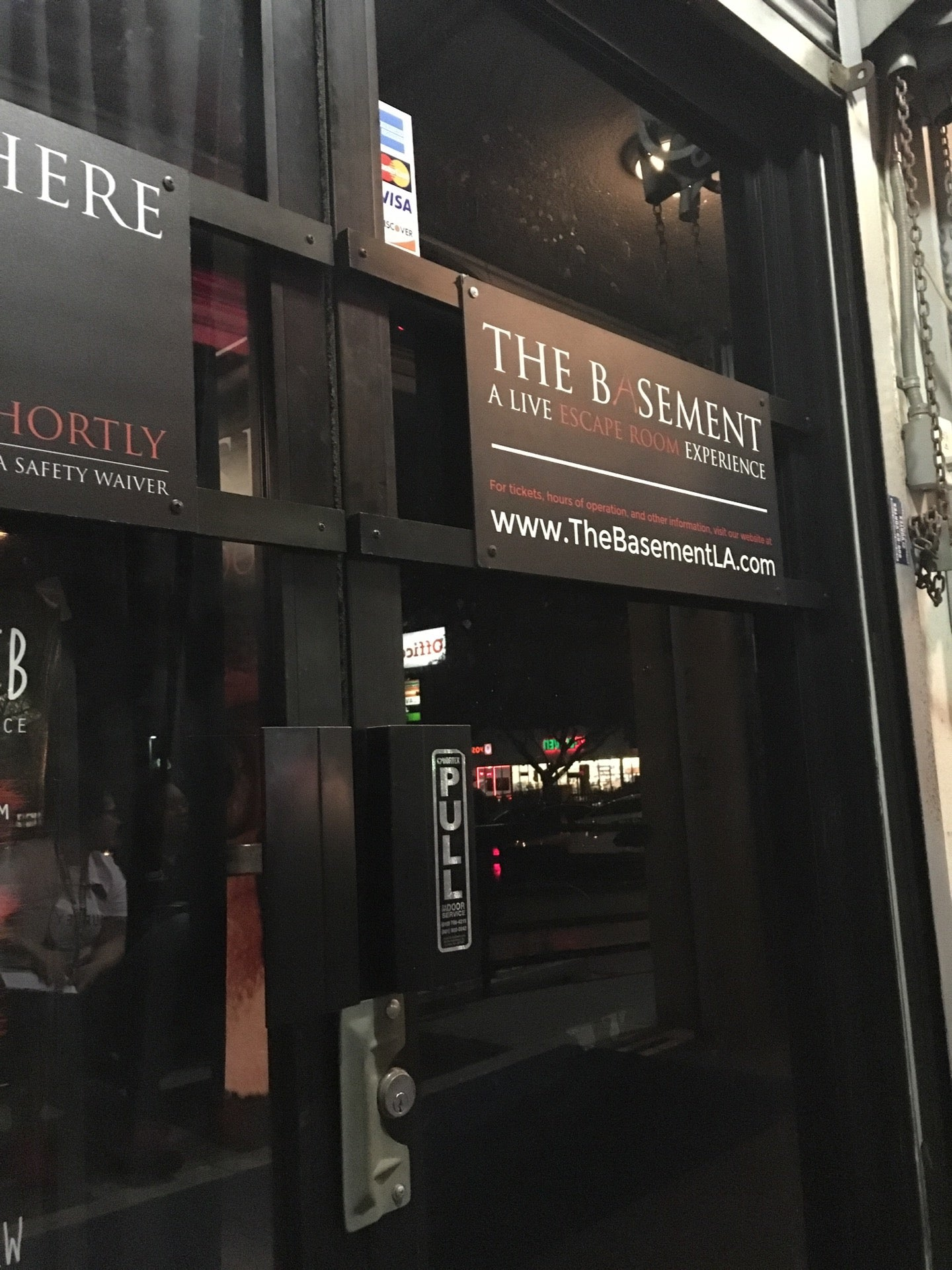 The Basement A Live Escape Room Experience Reviews And Tips Sylmar Ca Goldstar