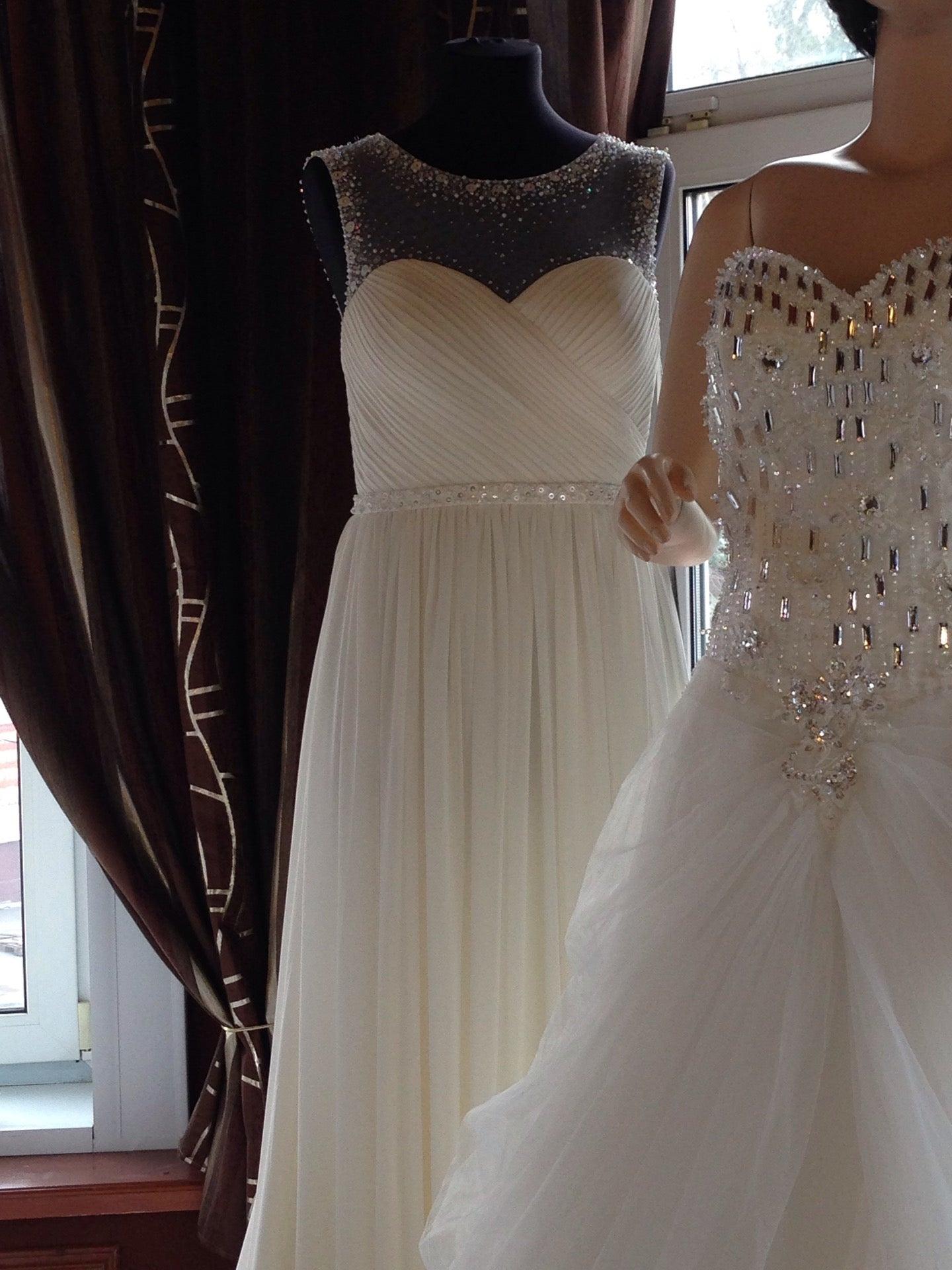 Свадебные платья в салонах архангельска