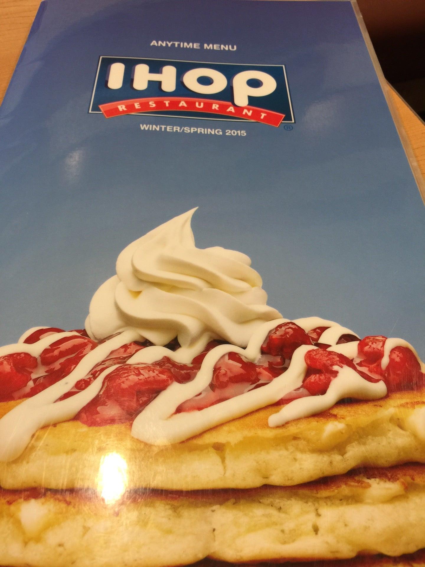 IHOP,24 hour,breakfast,restaurant