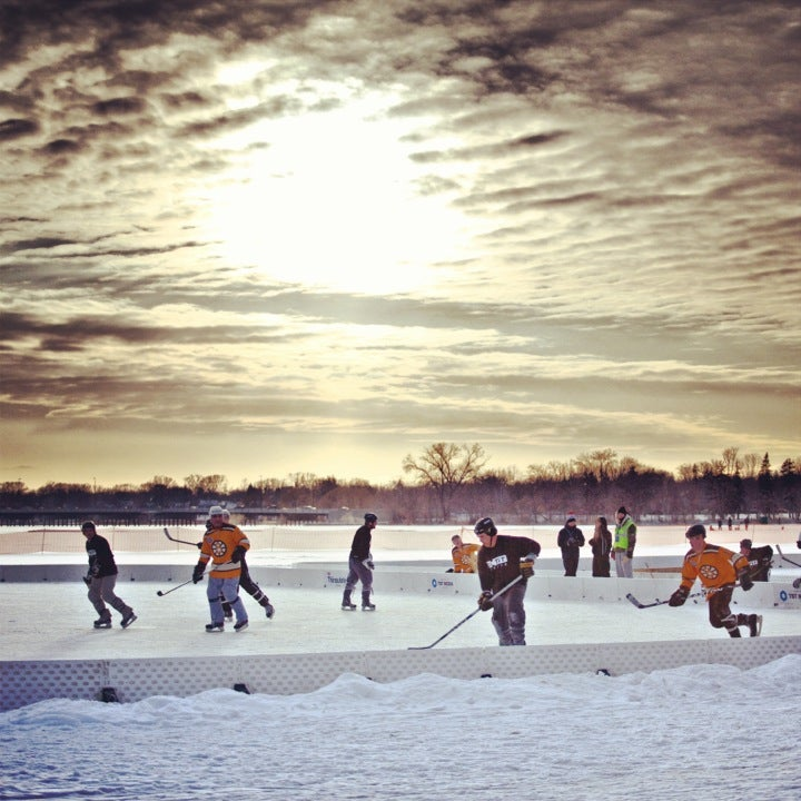 U.S. Pond Hockey Championship
