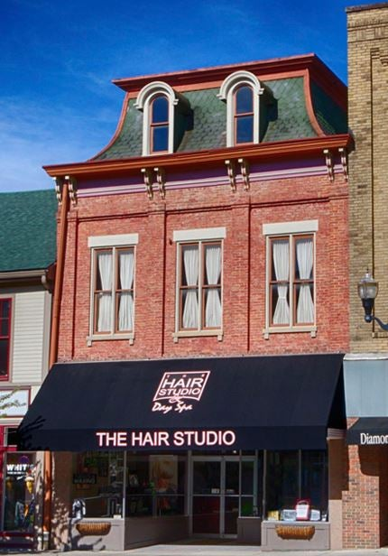 The Hair Studio & Day Spa,