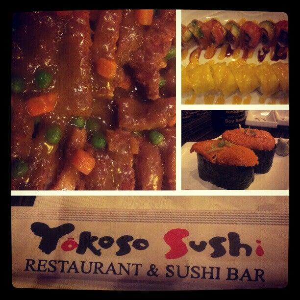 Yokoso Sushi