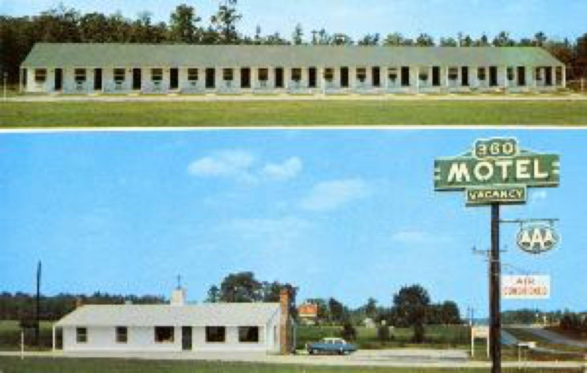 360 Motel,