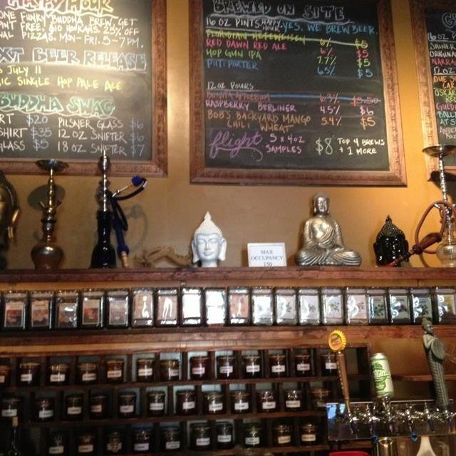 Funky Buddha Brewery And Lounge
