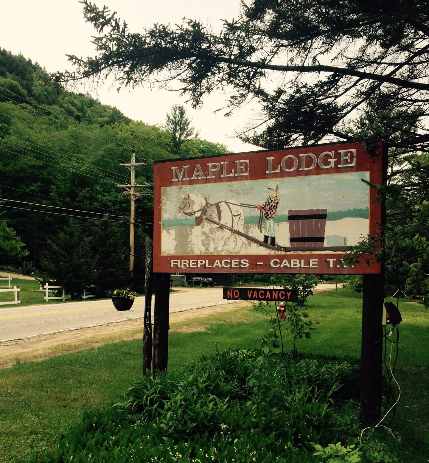 Maple Lodge,