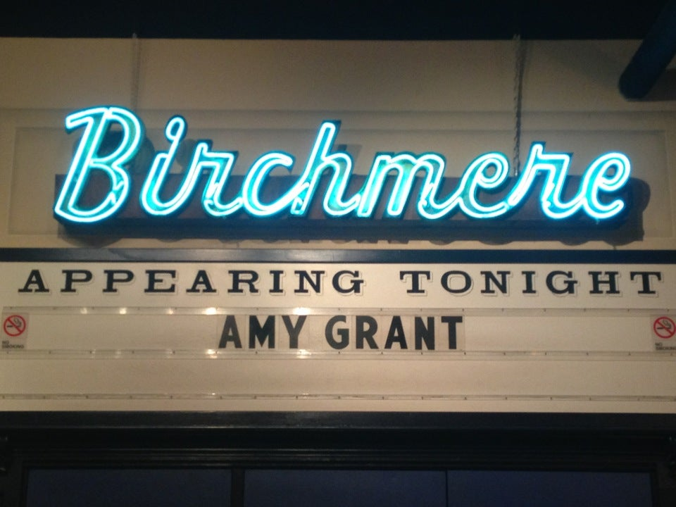 Birchmere Music Hall