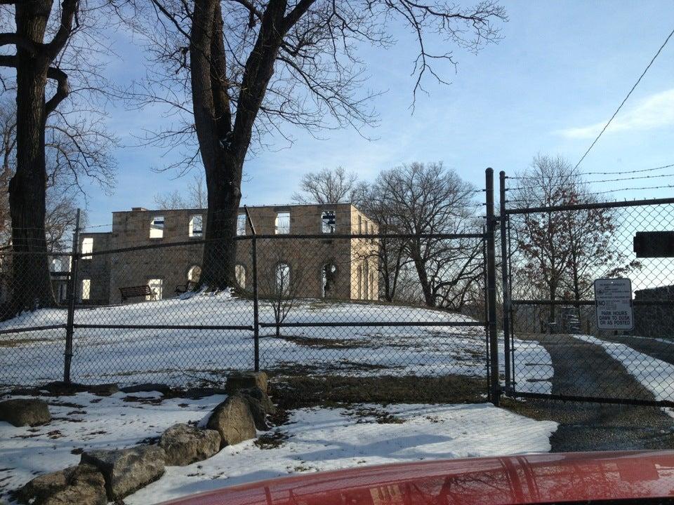 Patapsco Female Institute Historic Park Baltimore