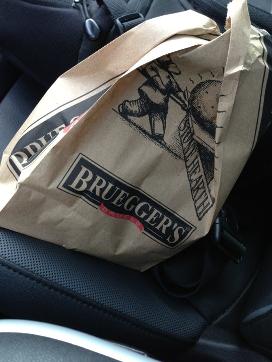 Bruegger's,Bagels,coffee,cookies,salads,sandwiches,soups