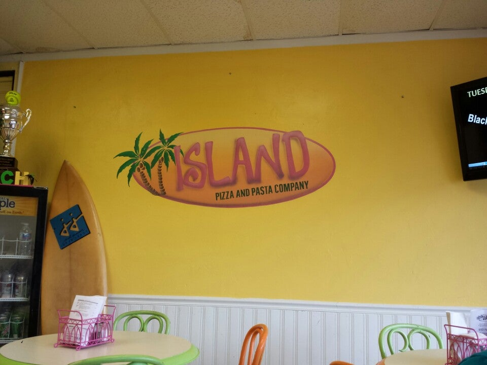 Island Pizza and Pasta,