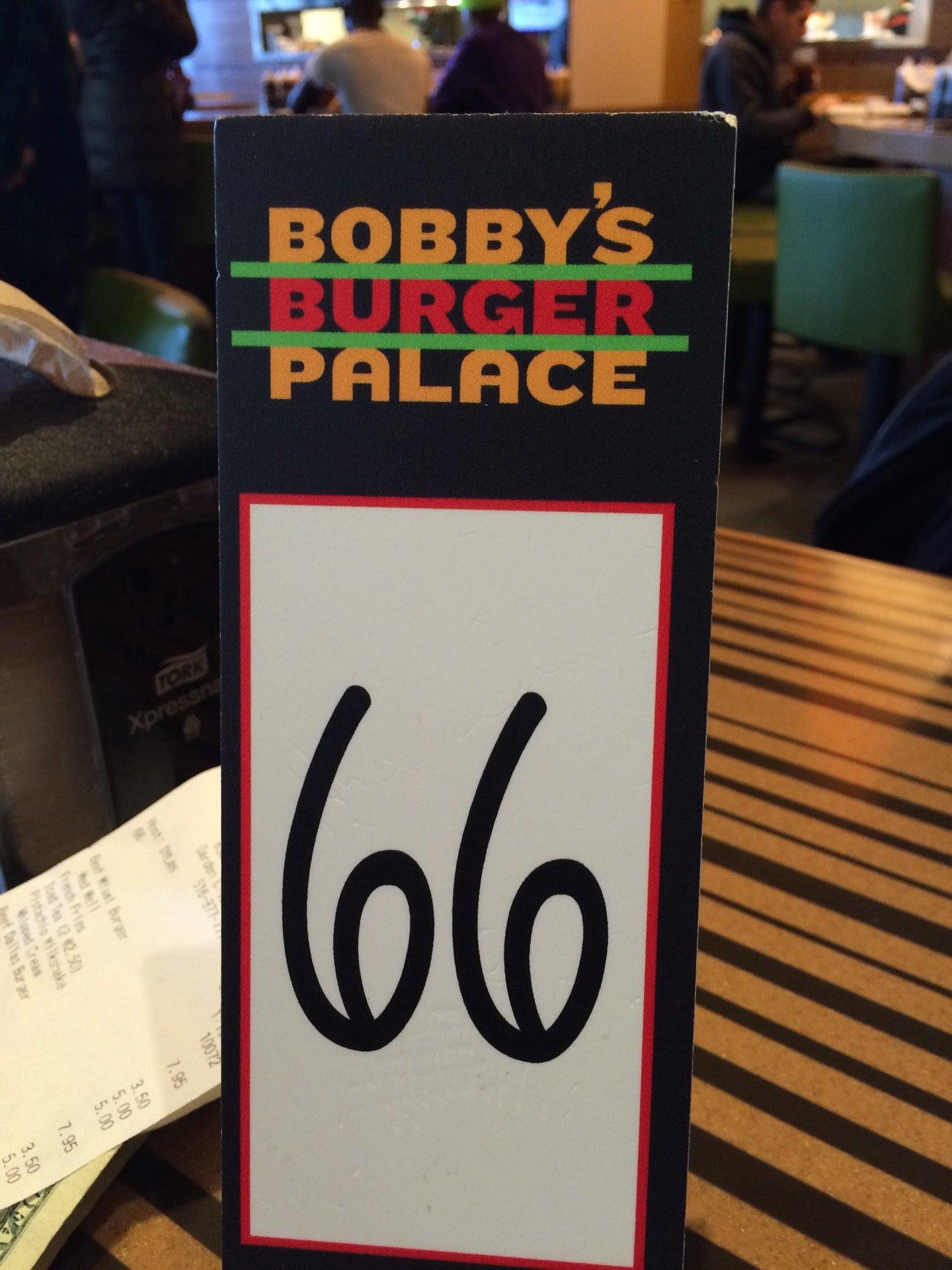 BOBBY'S BURGER PALACE,