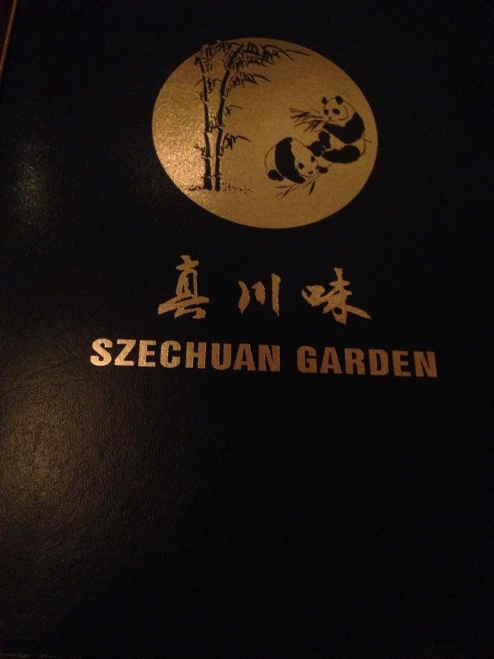 Szechuan Garden,