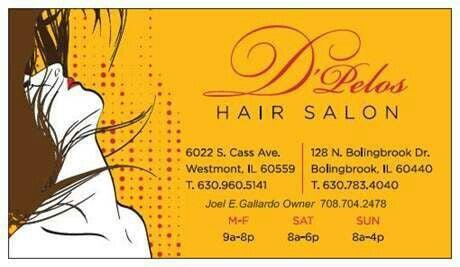 D'Pelos Hair Salon,