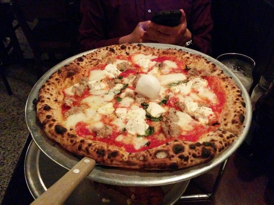 Tufino Pizzeria Napoletan,
