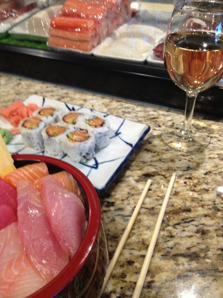 Ocean Sushi,