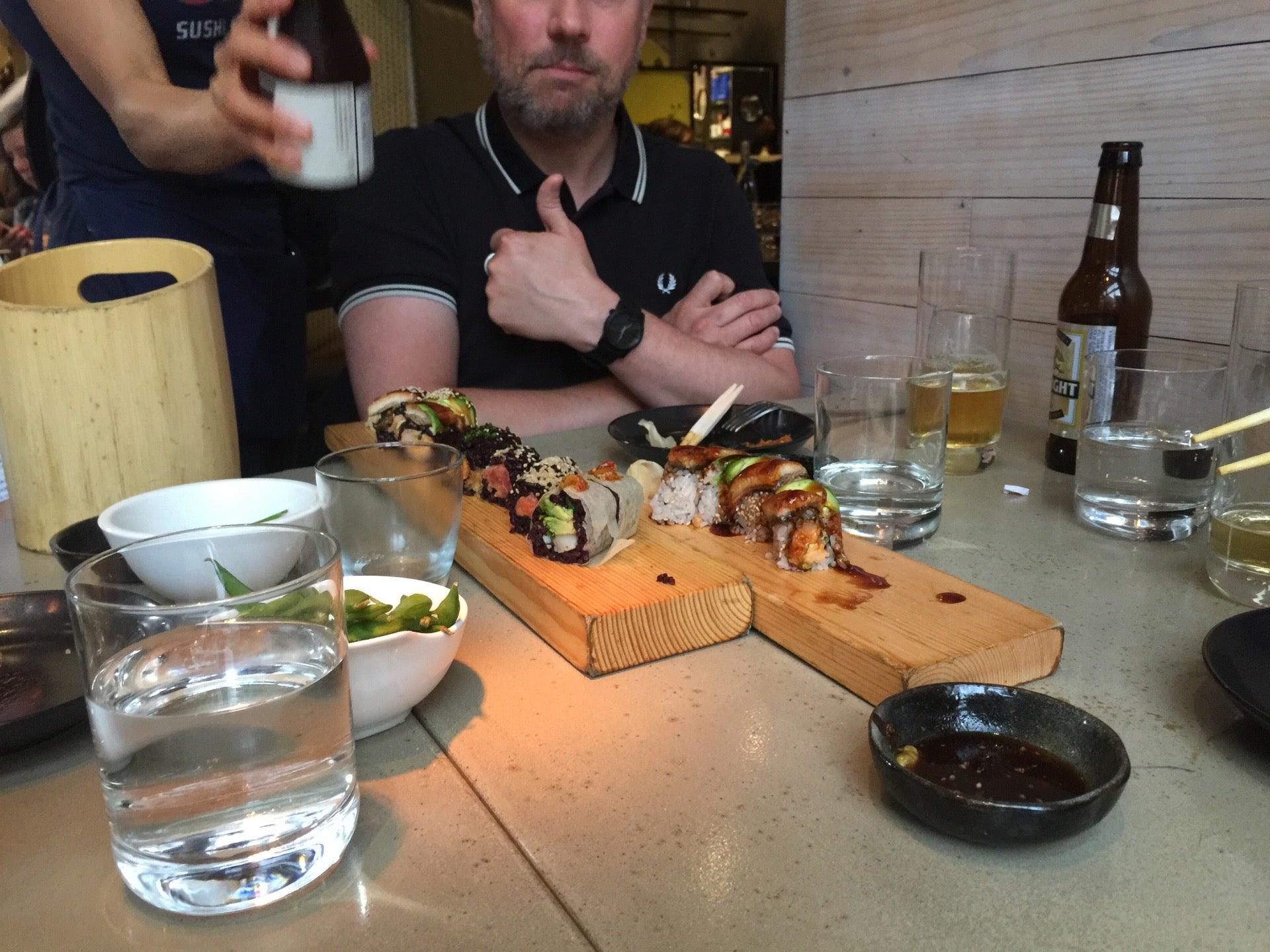 Union Sushi,