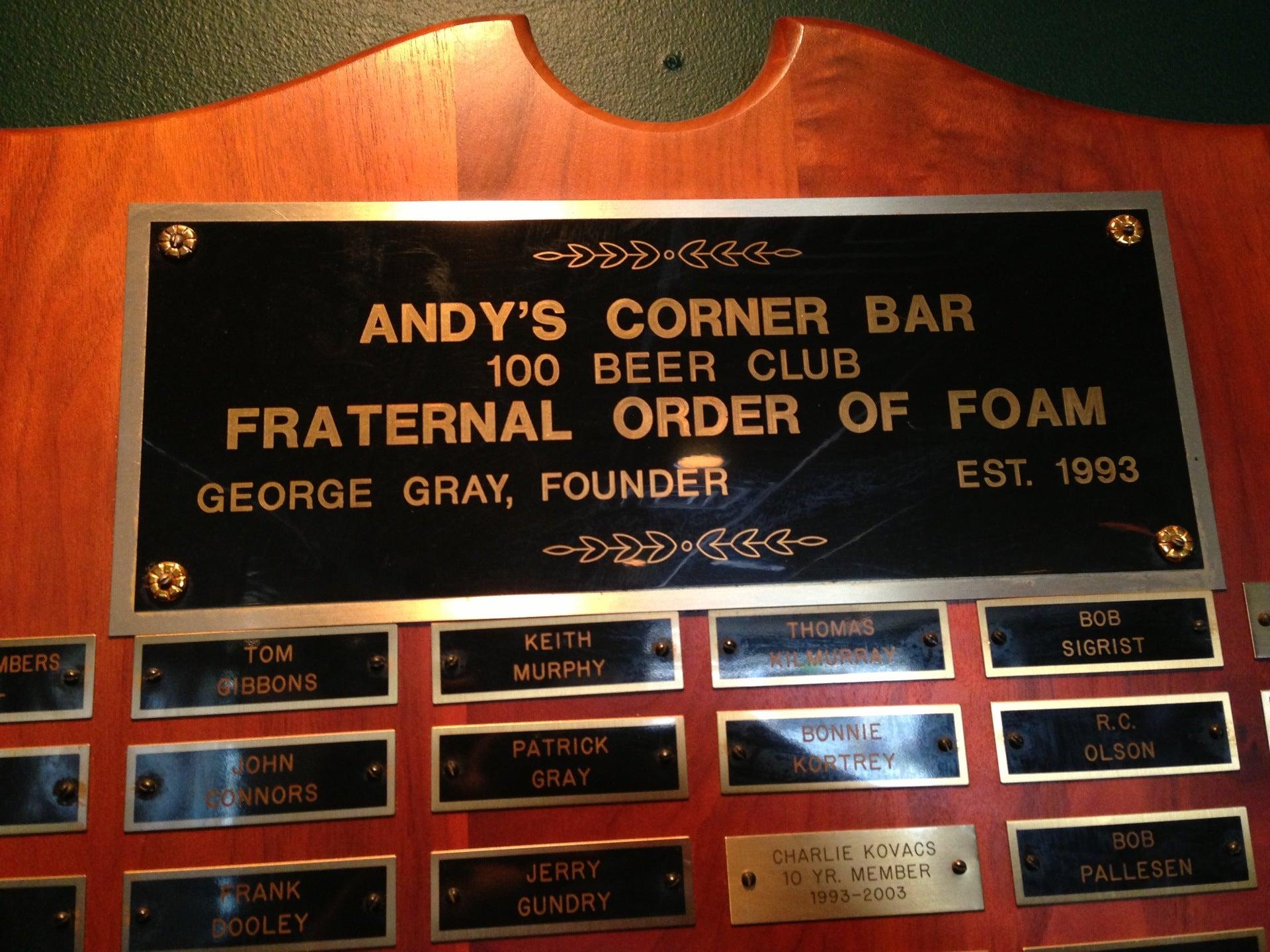 Andy's Corner Bar