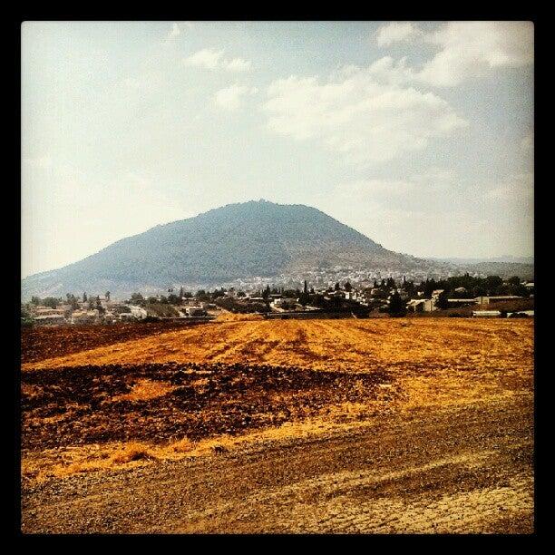 Tavor Mountain (הר תבור)