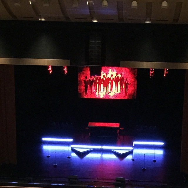 Fred Kavli Theatre