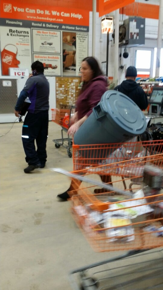 The Home Depot,