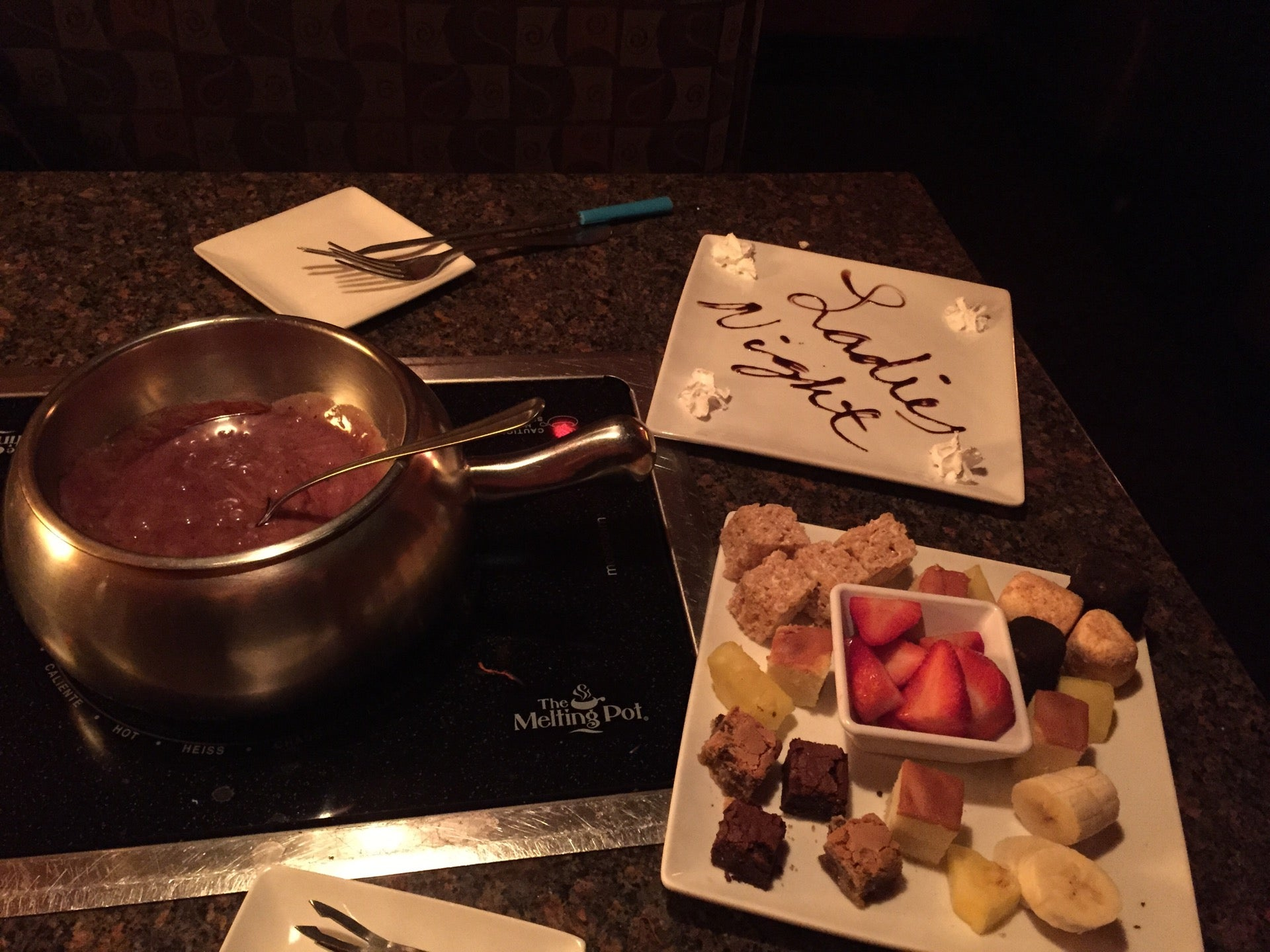 The Melting Pot,