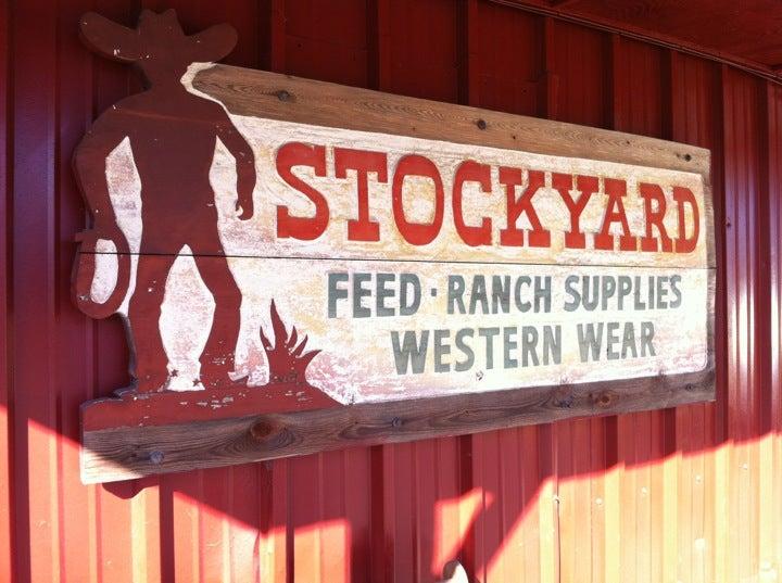 Stockyard,