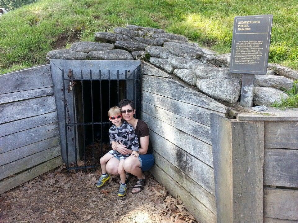 Fort Donelson National Battlefield,