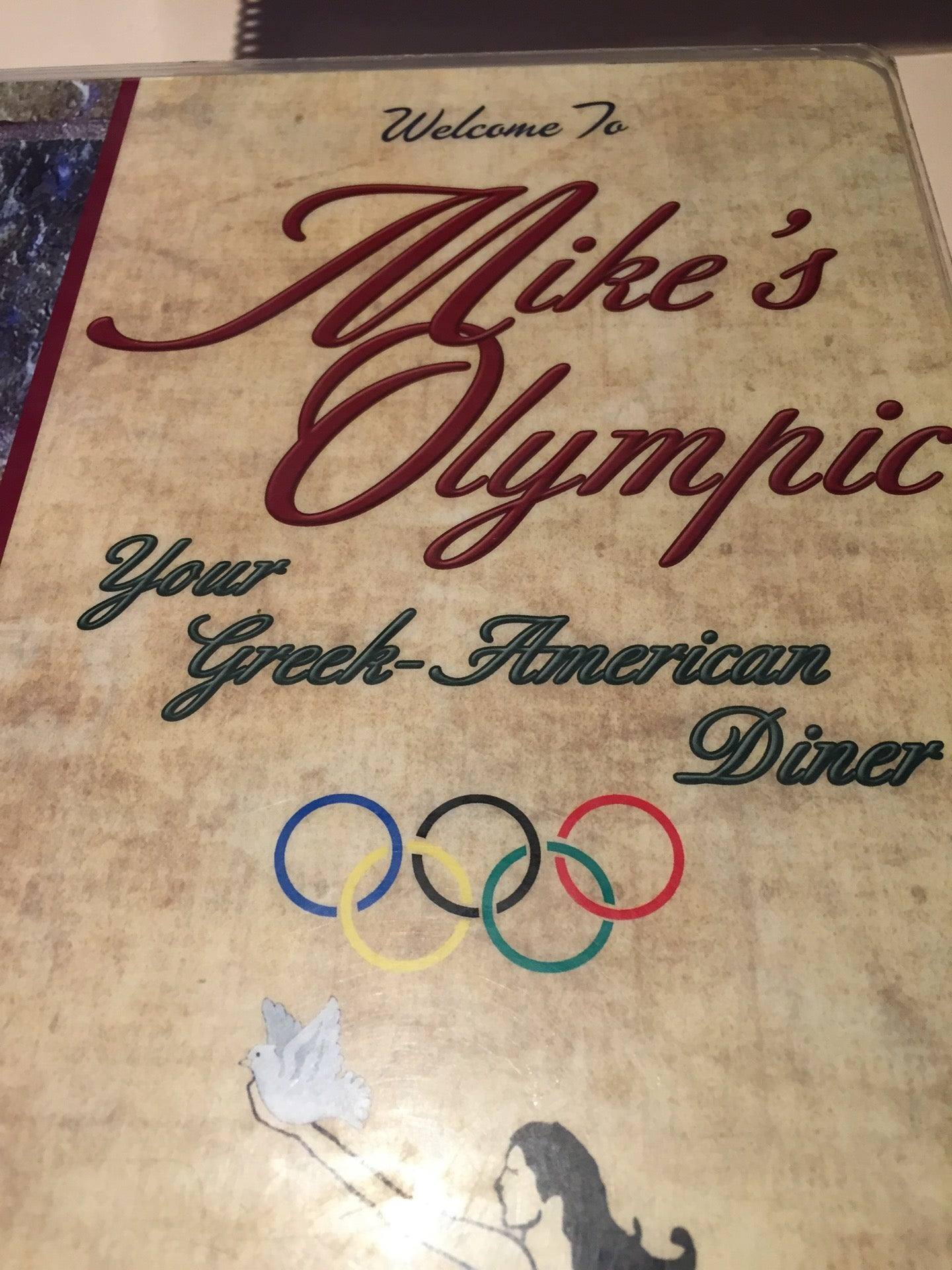 Olympic Grill Diner,