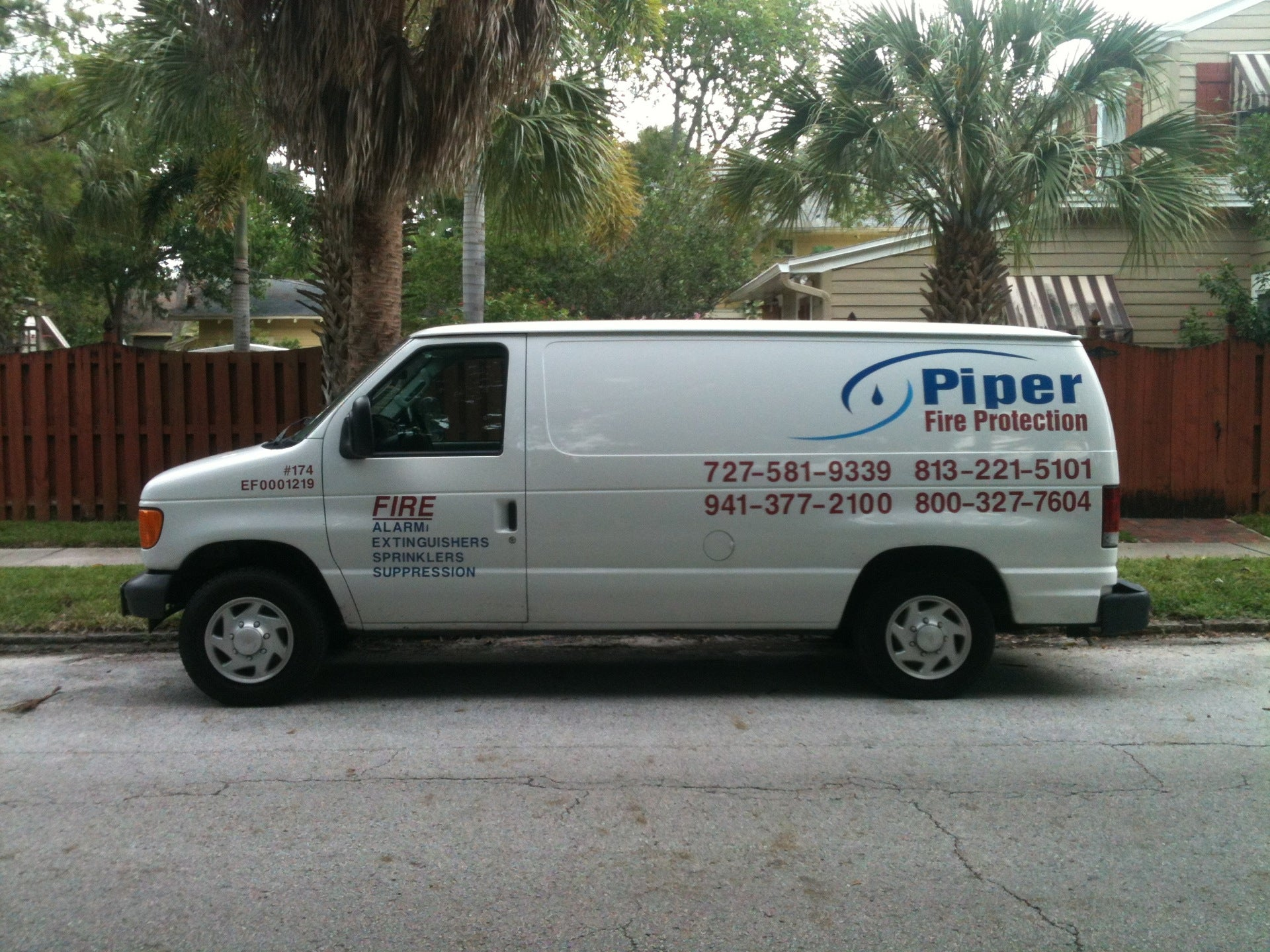 Piper Fire Protection,