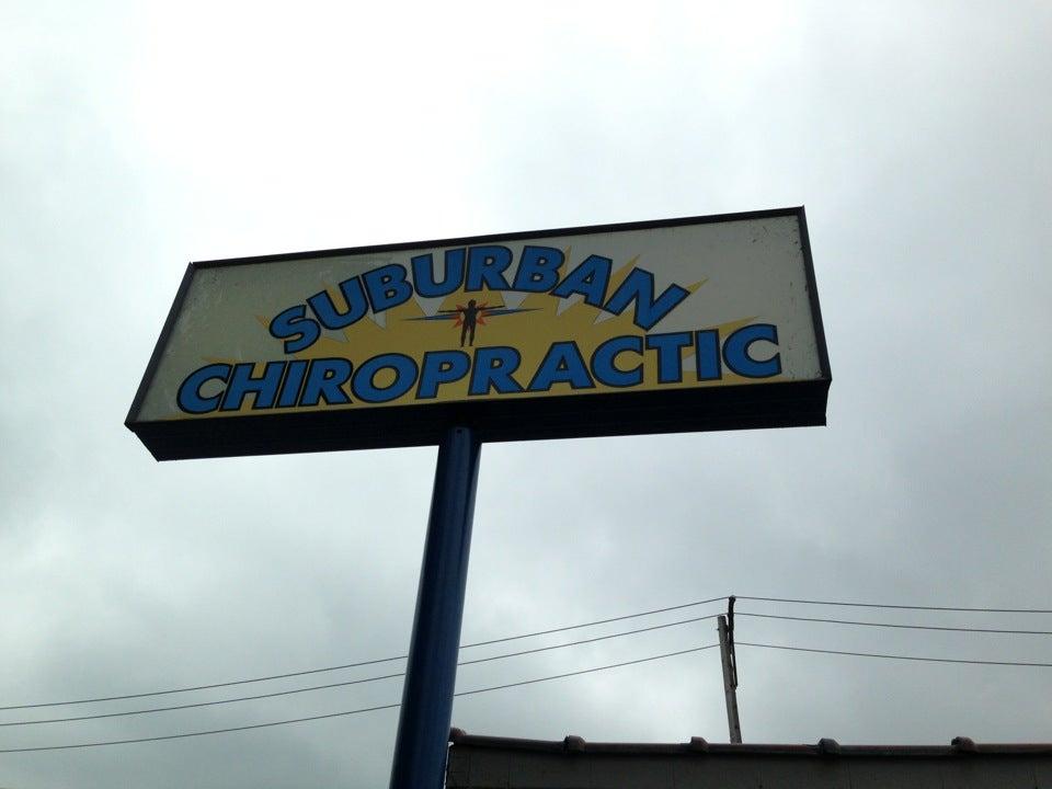 Suburban Chiropractic Clinic,